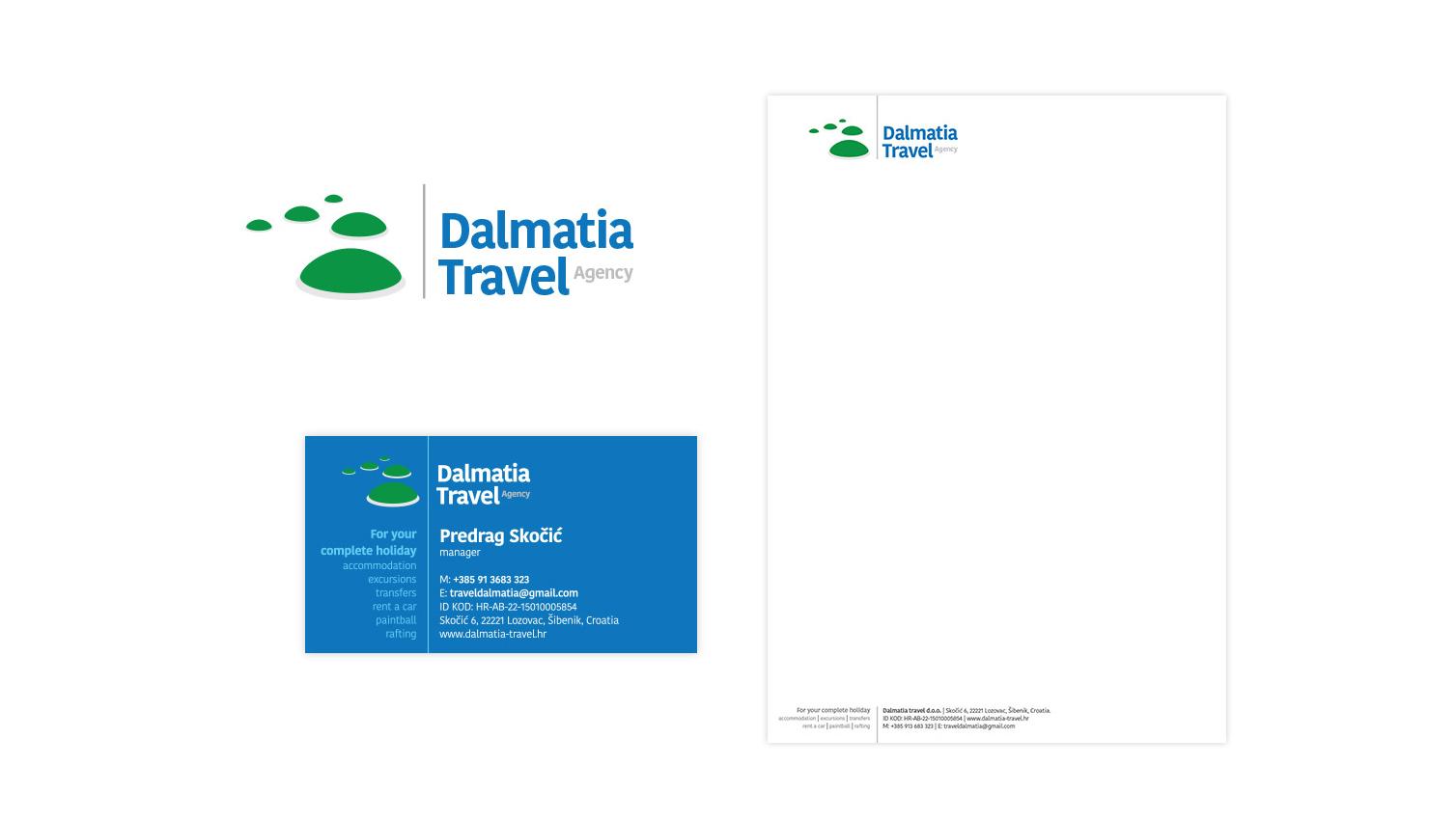 Vizualni identitet turističke agencije