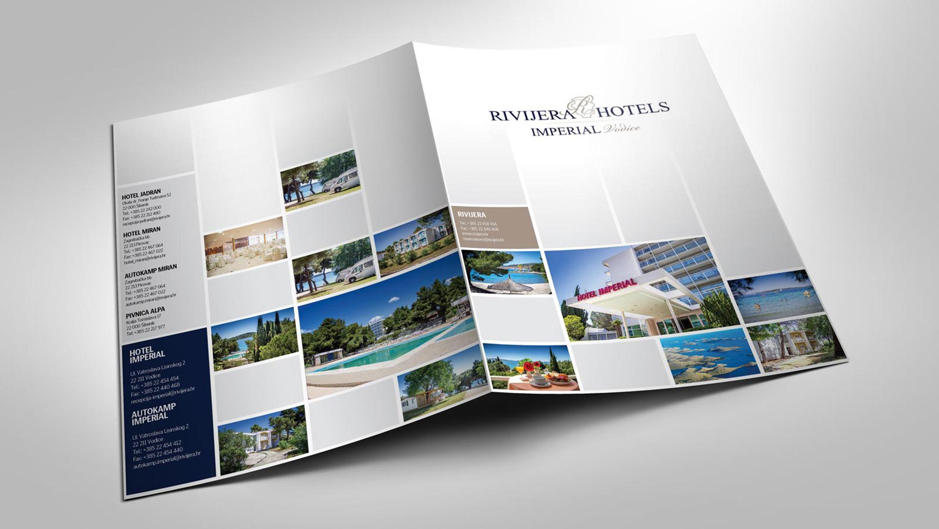 Poslovna mapa hotela