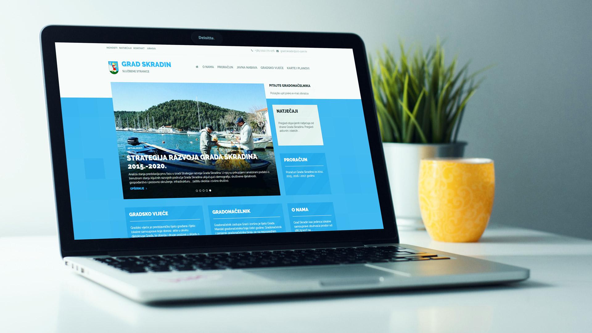Službene stranice grada