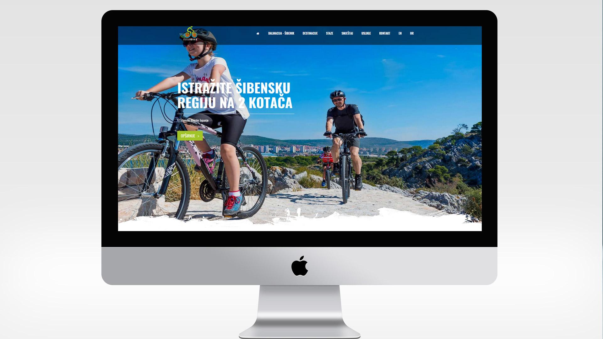 Stranica biciklističkih staza