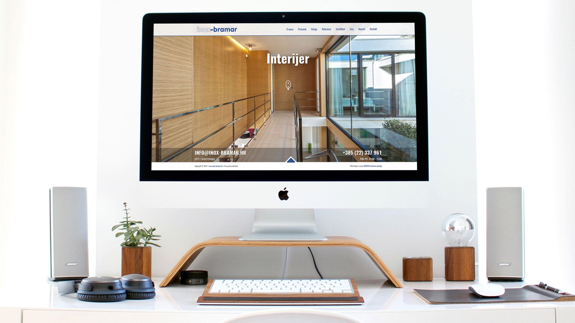 Internetska stranica tvrtke