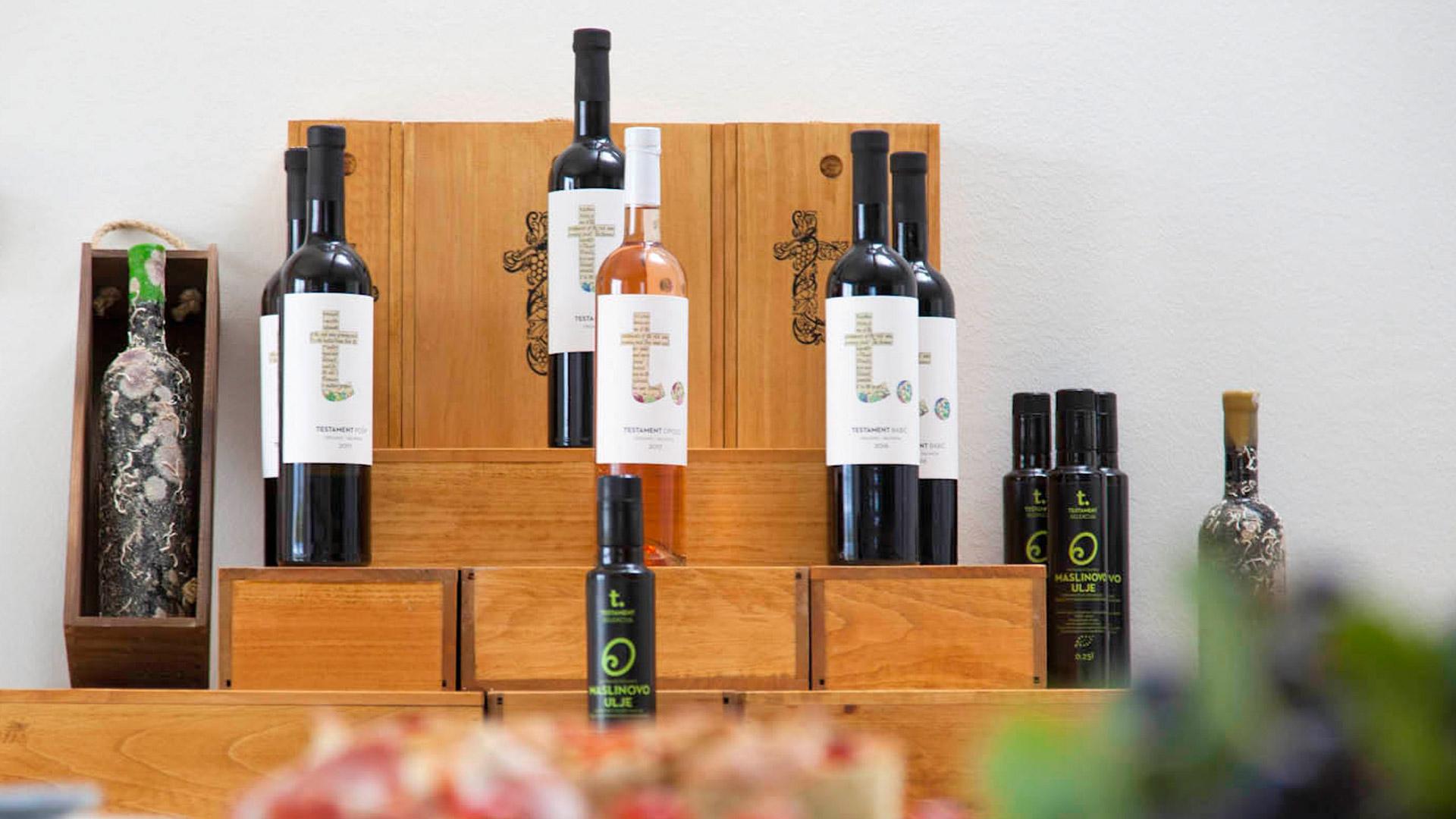 Fotografiranje vinarije